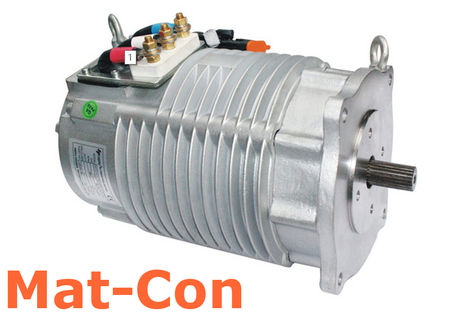AC Asynchronous electric motor
