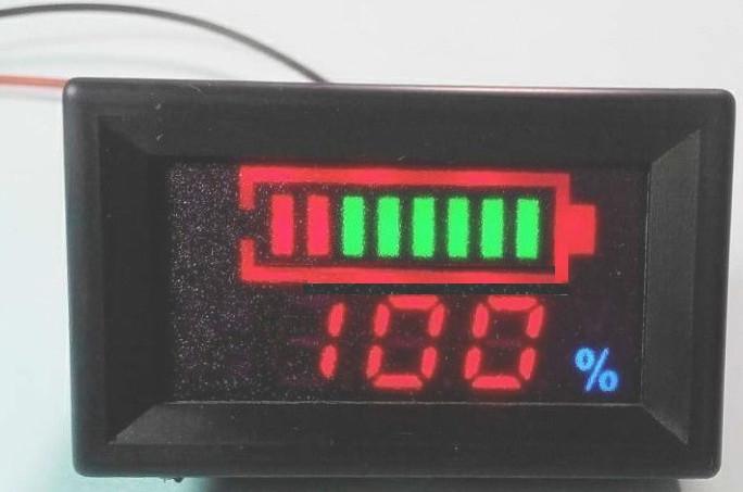 Batteriemeter