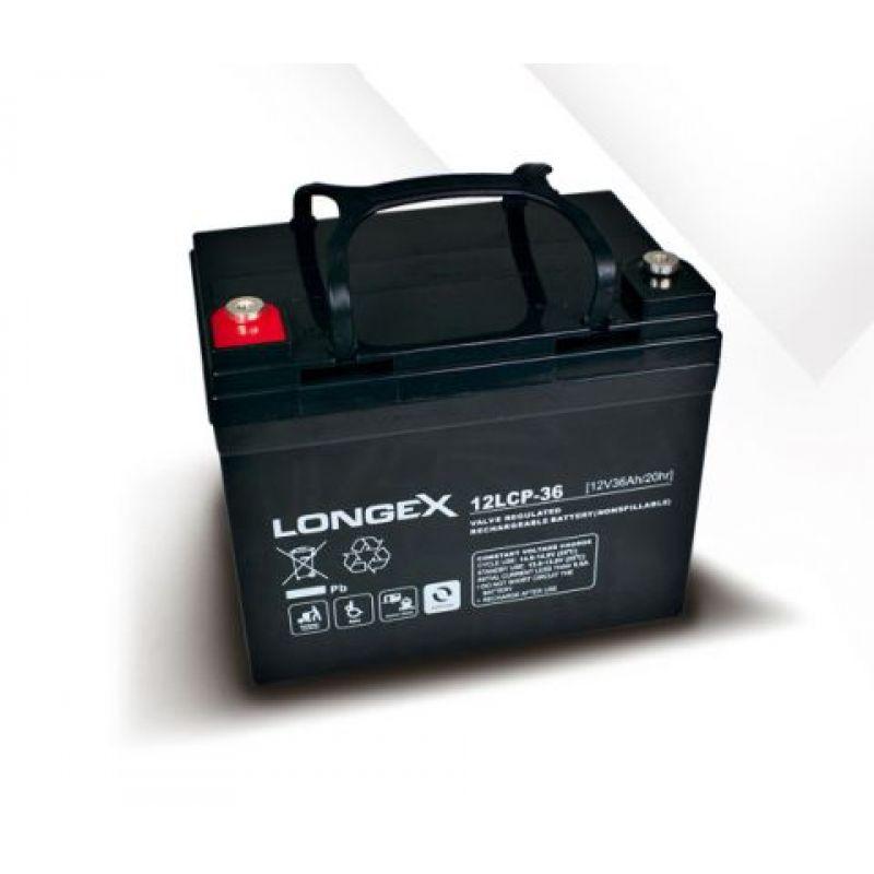 Sealed Lead Acid Battery Accumulator Agm 12v 36ah