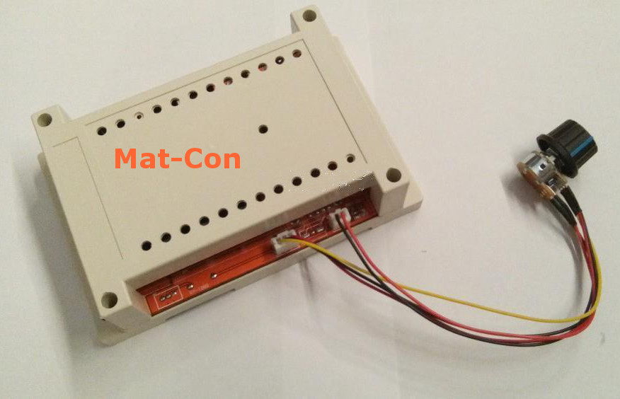 multi voltage Controller 12-48V max. 3KW 60A