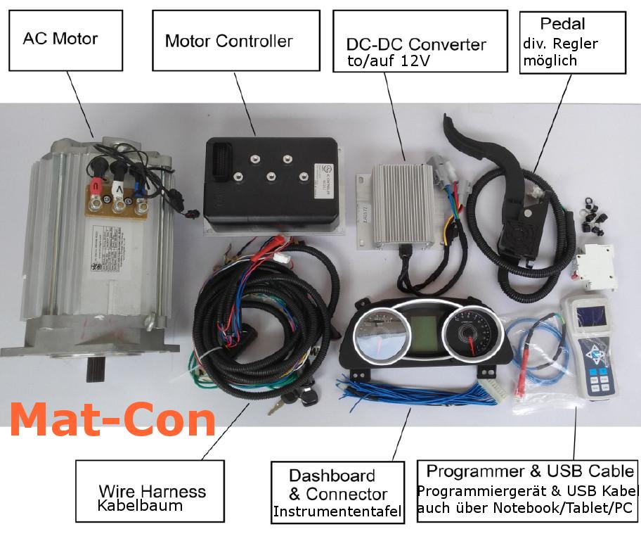 AC Controller Zubehör