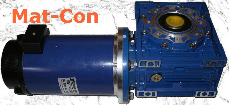 Schneckengetriebemotor Longway 130ZYT 750W