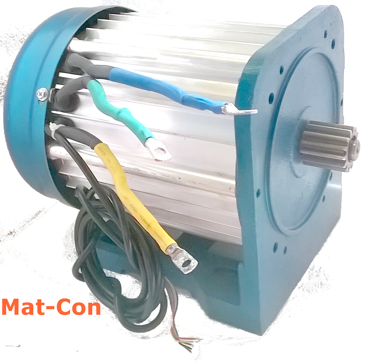 WA 3KW electric motor BLDC 48V