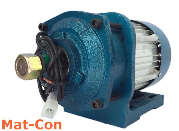3KW Getriebemotor BLDC 48V